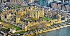 Tower of London UK 英國倫敦 10 個必須去一次的旅遊聖地 十大熱門景點大公開