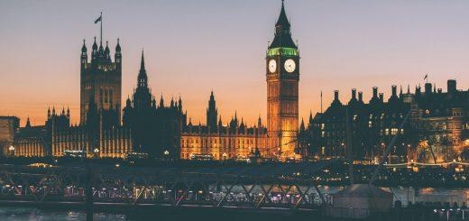 Tower of london night lights bridge UK 英國/倫敦 10 個必須去一次的旅遊聖地 十大熱門景點大公開