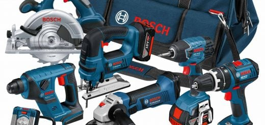 BOSCH Li Battery Tools Family 在車庫當一名業餘木工,你需要先擁有這些基本手工具(電動工具)!
