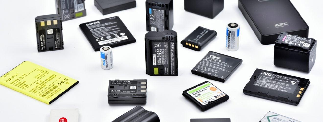 Li Ion Battery Smartphone Camera 鋰電池 18650、CR123A 鋰電池第一次使用前需充電多久、多滿的小知識