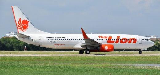 Thai Lion Air Aviation Airplane 737800 泰國獅子航空「臺北 - 曼谷」航線正式開賣!廉航的全新選擇。