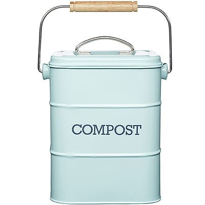 KitchenCraft Compost Waste Can 廚餘回收桶(推肥發酵桶)的選購心得與推薦評價(廚房廚具)