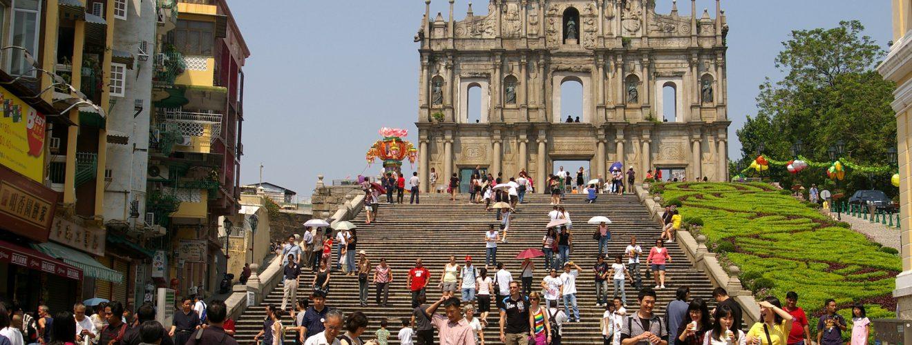 澳門旅遊:在地人都會去的 8 個知名觀光景點 20091003 Macau Macao Travel China