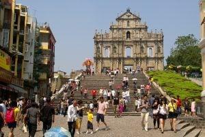 20091003 Macau Macao Travel China 澳門旅遊:在地人都會去的 8 個知名觀光景點