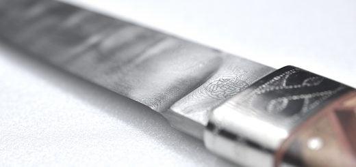 Damascus Knife FineArt 201611 帶把刀去旅行?台北捷運、台灣鐵路與台灣高鐵攜帶刀械上車的管制要點