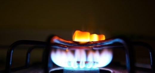 fire on gas burner stove 中油加油站購買煤油暖爐專用煤油的心得分享