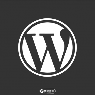 WordPress Logo Wallpaper 2018 WordPress 字數統計資訊查詢