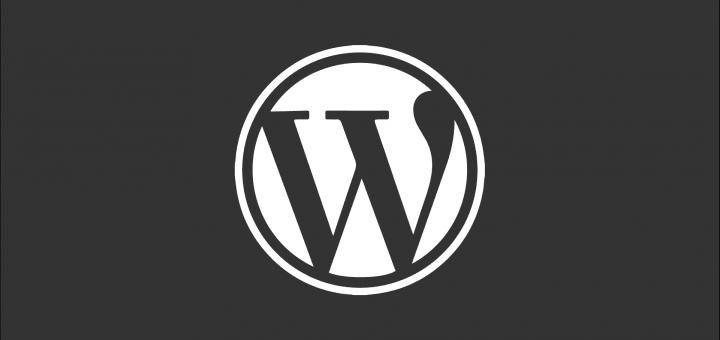 WordPress Logo Wallpaper 2018 WordPress 官方推薦 3 大專用網站託管主機 Web Hosting 介紹