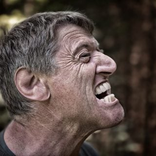 adult anger angry man face portrait pain 1