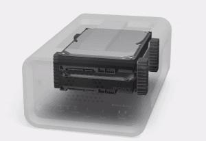 Sony Professional RAID Durability Case Sony RAID 行動硬碟外接盒 戶外旅行抗震、極限運動耐操推薦