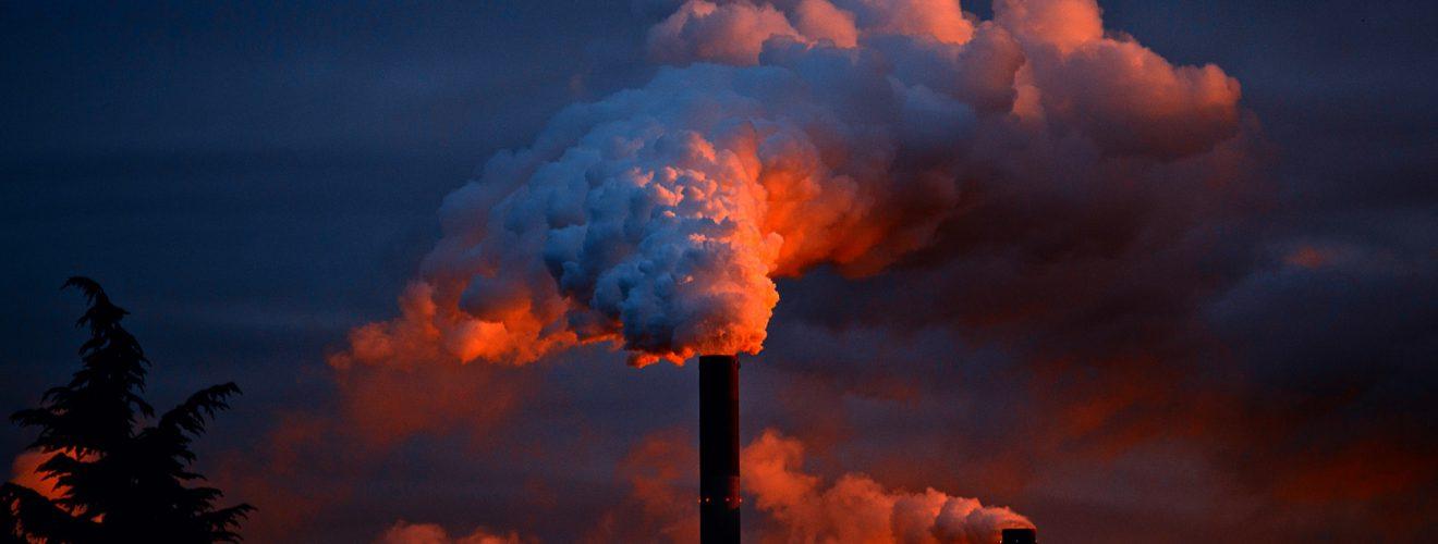 smoke out pipe factory Coal fired power plant 我支持深澳電廠的火力發電,難不成你要相信一堆幹話?