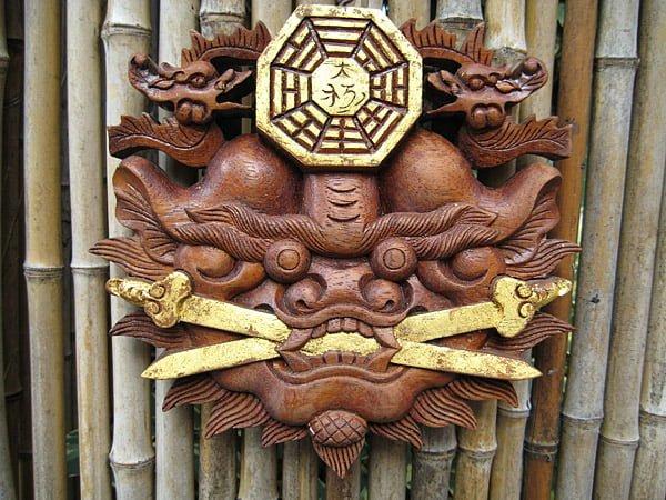 Sword lion of Tainan City 20071224 道法橫常/台南府城 2007 比賽文學創作