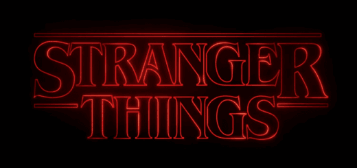 Stranger Things on Netflix