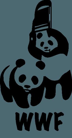 大貓熊、台灣黑熊、石虎、情色大律師都在高雄壽山動物園 Panda fighting Bench WWF