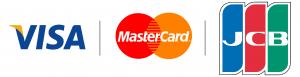 VISA MasterCard JCB CreditCard