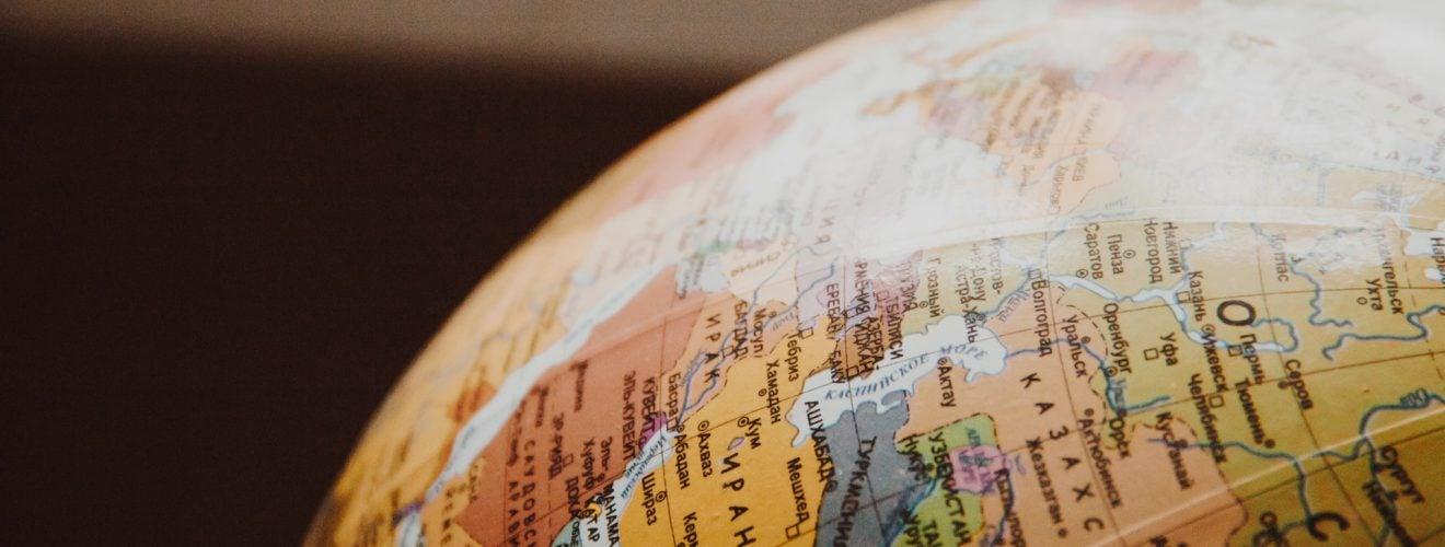 ball globe earth map 你是旅遊計畫魔人嗎?一場好旅行其實可以更自由輕鬆