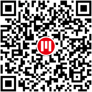 bitcoin wallet address QRCode of Mountos Lab