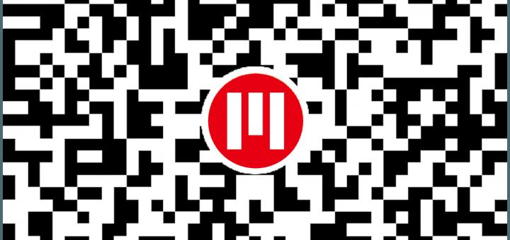bitcoin wallet address QRCode @ Mountos : Bitcoin Laboratory