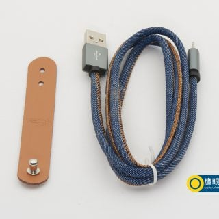 Apple denim Lightning Cable
