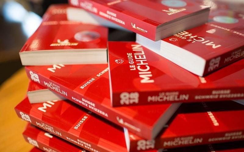 2019 台北米其林指南 15日上市 世界最強的吃貨指南 Michelin Travel Restaurant Red Guide Books