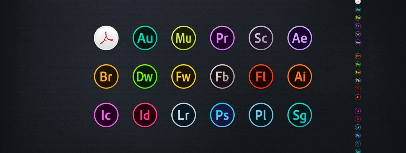 Adobe Creative Cloud System Image Products Adobe Creative Cloud 特價六折優惠促銷方案