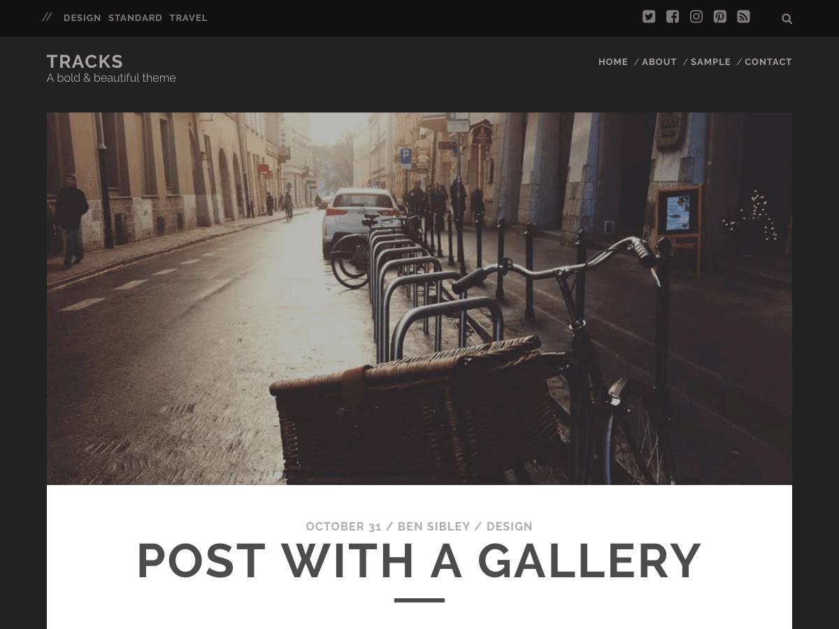 WordPress 外觀:適合藝術家、攝影師的 3 套佈景主題