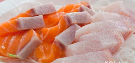 Best Sashimi Food in Fuji Harbor NTC Taiwan 20111116 北海岸富基漁港「張師傅專業生魚片」的美食印象