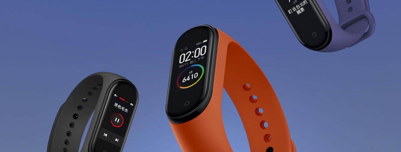 MI Watch Sports bracelet Fourth edition 小米手環 4 和小米手環 3 兩代運動手環的差別