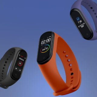 MI Watch Sports bracelet Fourth edition 6