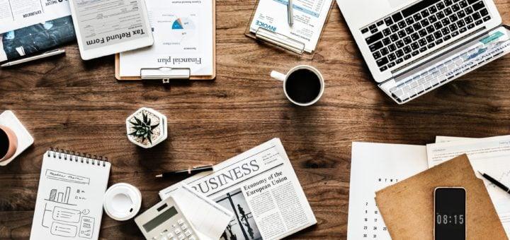 business newspaper coffee Apple Macbook iPhone iPad Notebook Review Desk 讀新聞 2020.03.20 全球關注焦點和事件話題