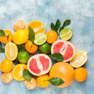 citrus lemon orange tangerine fruit 登山健行旅行最適合攜帶上高山的水果種類