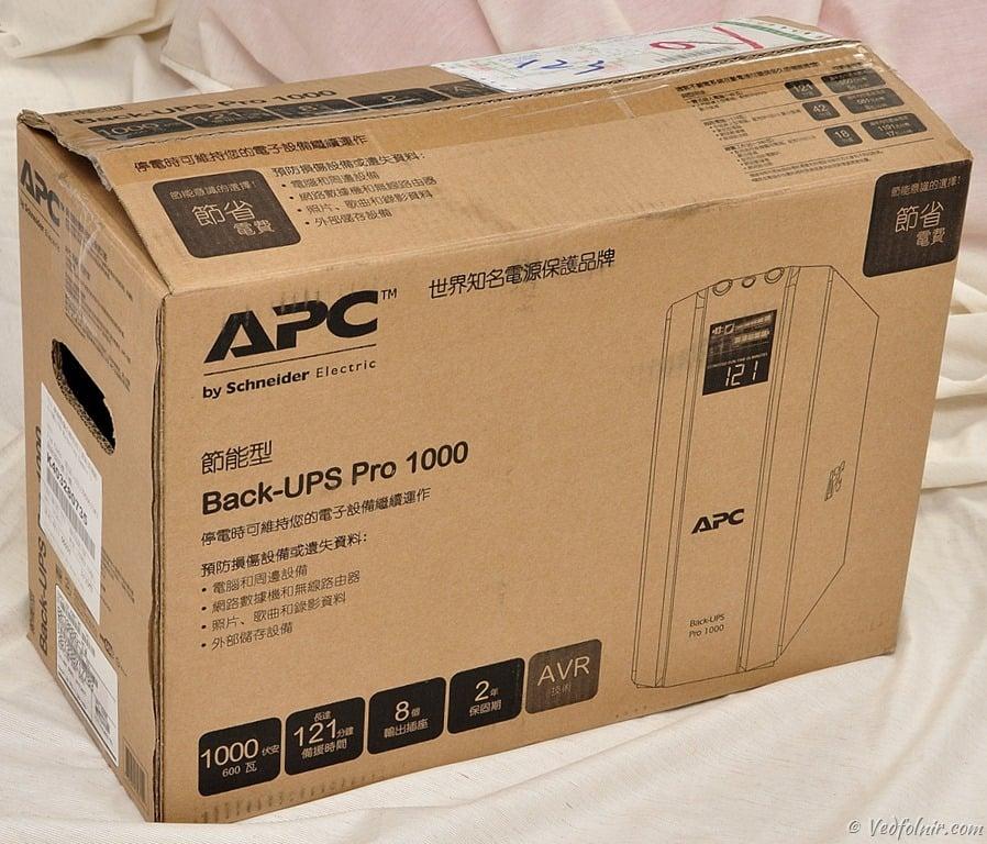 UPS 外包裝紙箱