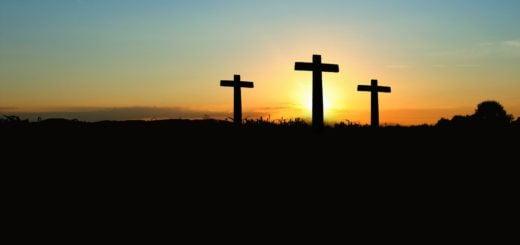 christianity Jesus Tree cross sky ground scene sunset 電影台詞《里斯本夜車》:耶穌的十字架因為是十字架