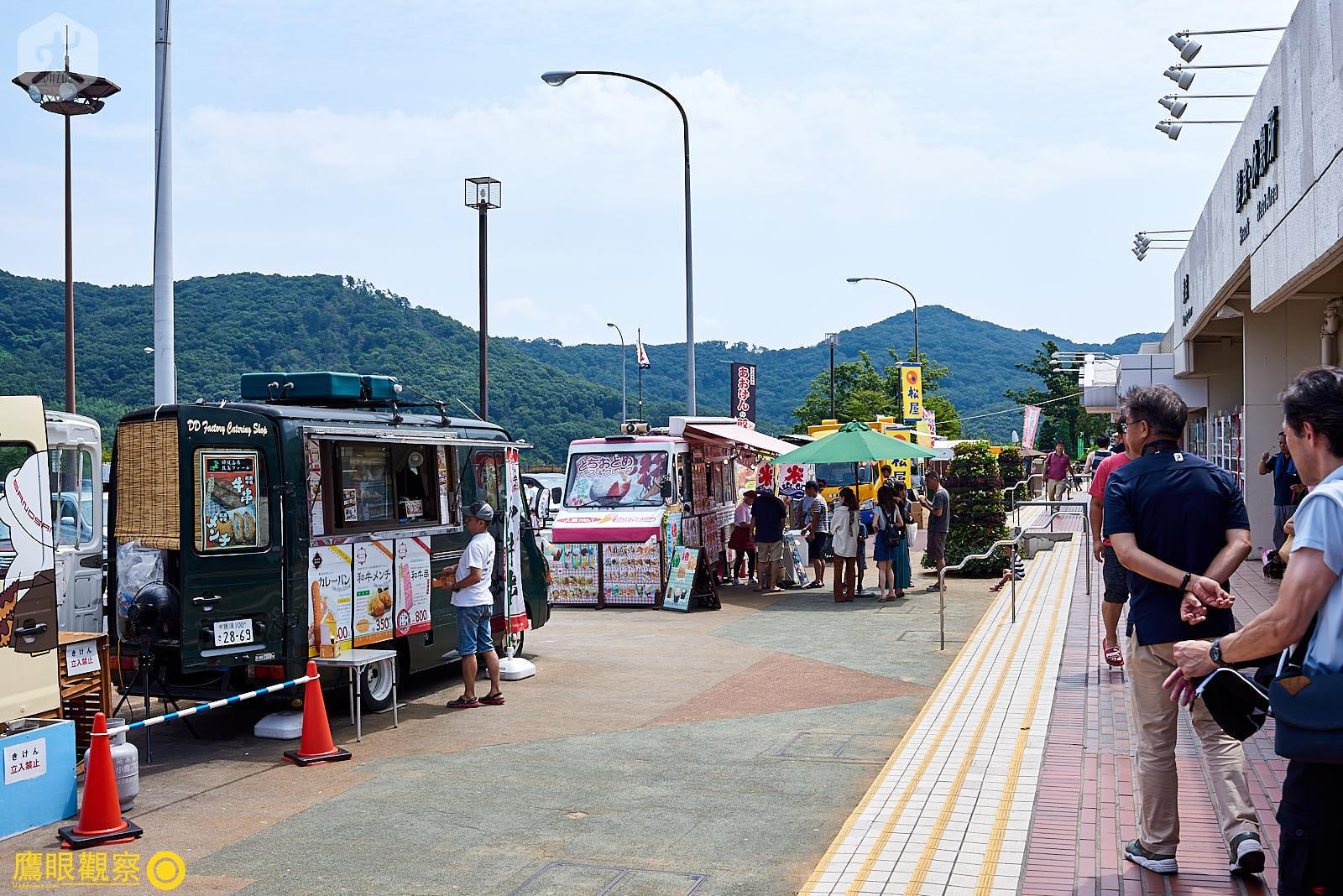 Japan Travel Highway rest stop 20190818110823 日本廢棄小學 🚗 RV 休旅車露營、森林探險之旅(櫪木縣鹿沼市立久我小學)🇯🇵⛺️