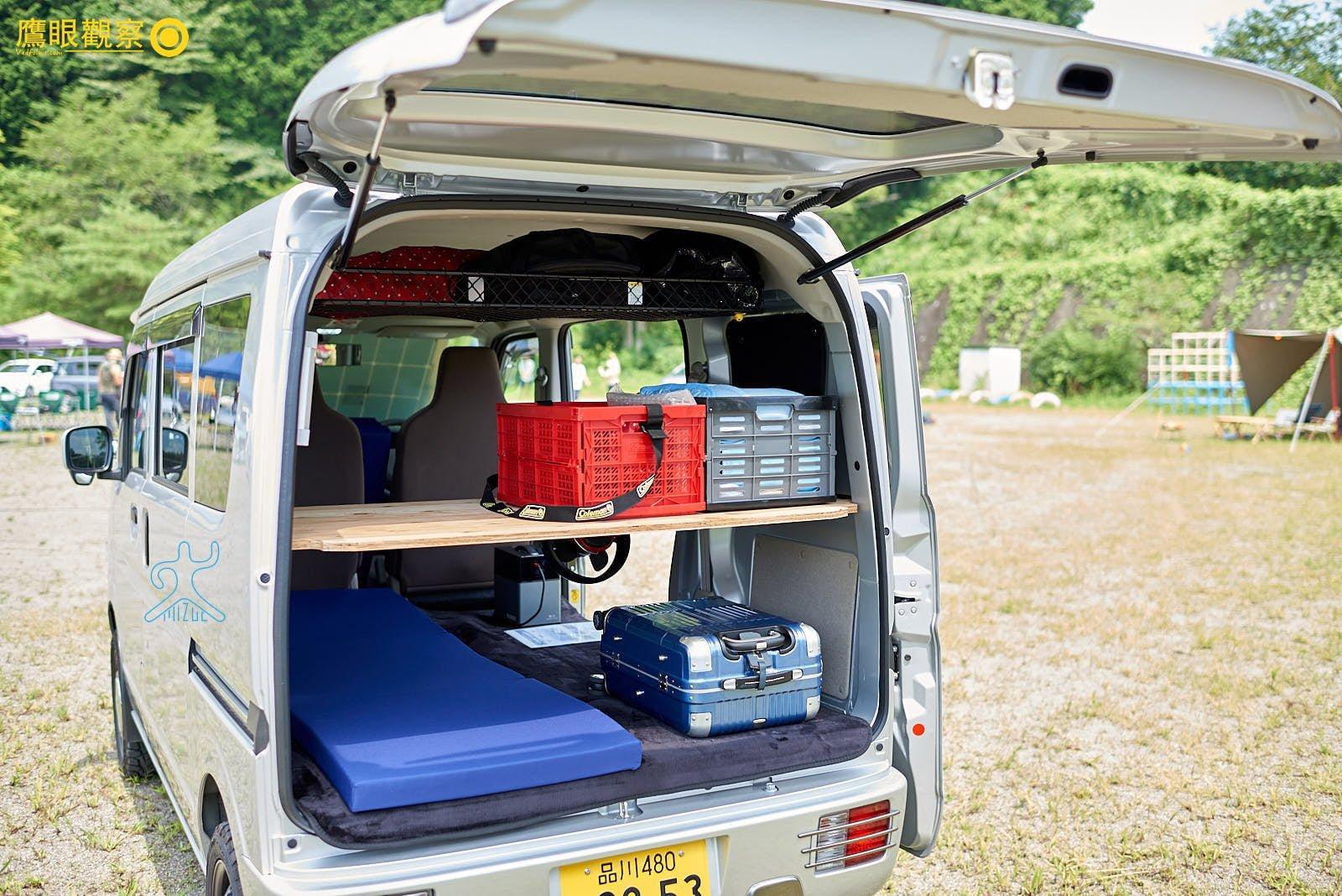 Japan Travel RV Camper School 20190817104758 日本廢棄小學 🚗 RV 休旅車露營、森林探險之旅(櫪木縣鹿沼市立久我小學)🇯🇵⛺️