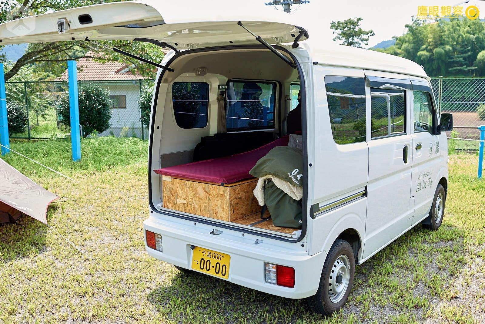 Japan Travel RV Camper School 20190817105304 日本廢棄小學 🚗 RV 休旅車露營、森林探險之旅(櫪木縣鹿沼市立久我小學)🇯🇵⛺️