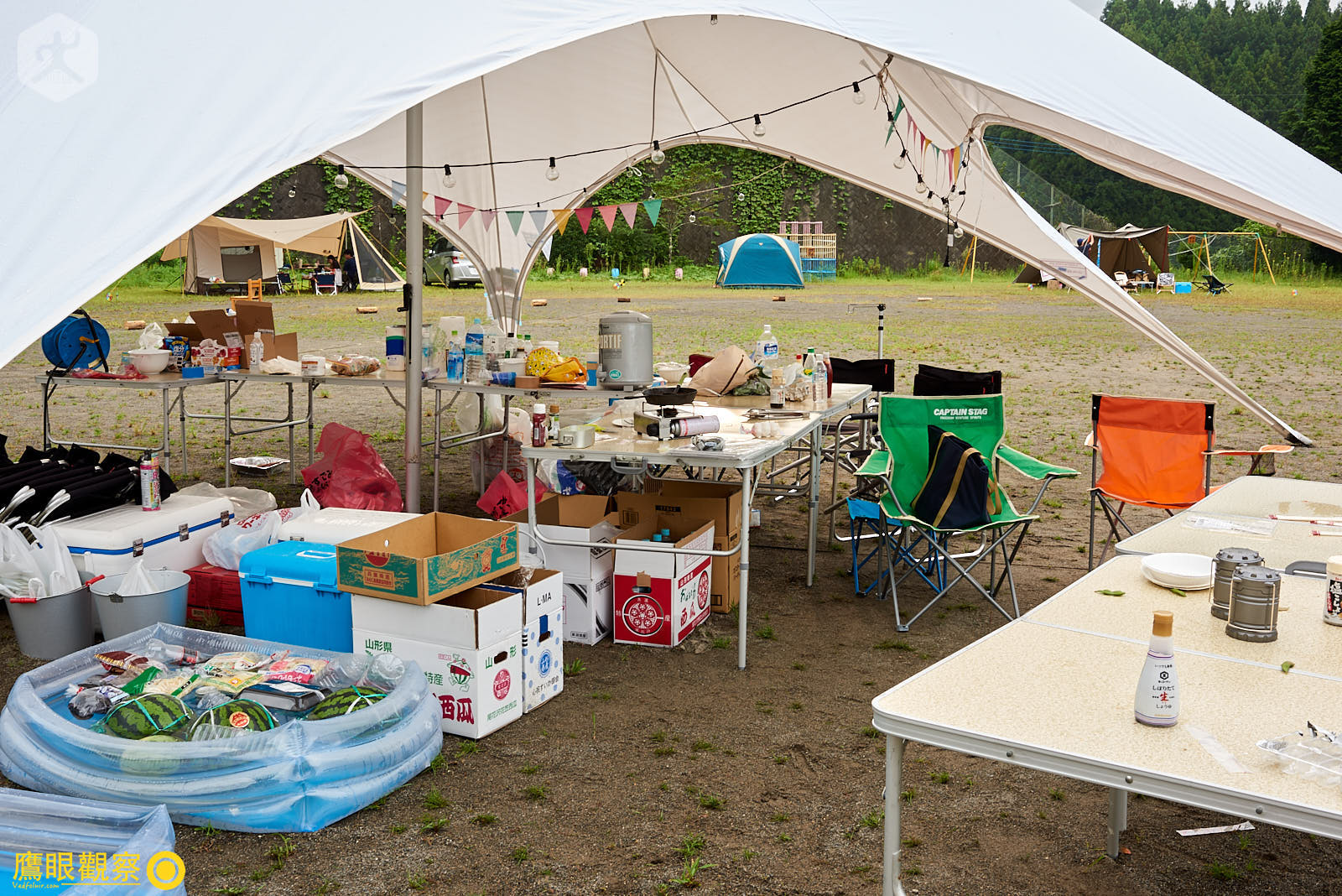 Japan Travel RV Camper School 20190818055045 日本廢棄小學 🚗 RV 休旅車露營、森林探險之旅(櫪木縣鹿沼市立久我小學)🇯🇵⛺️