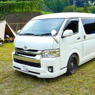 Japan Travel RV Camper toyota hiace 20190818075710 日本廢棄小學 🚗 RV 休旅車露營、森林探險之旅(櫪木縣鹿沼市立久我小學)🇯🇵⛺️