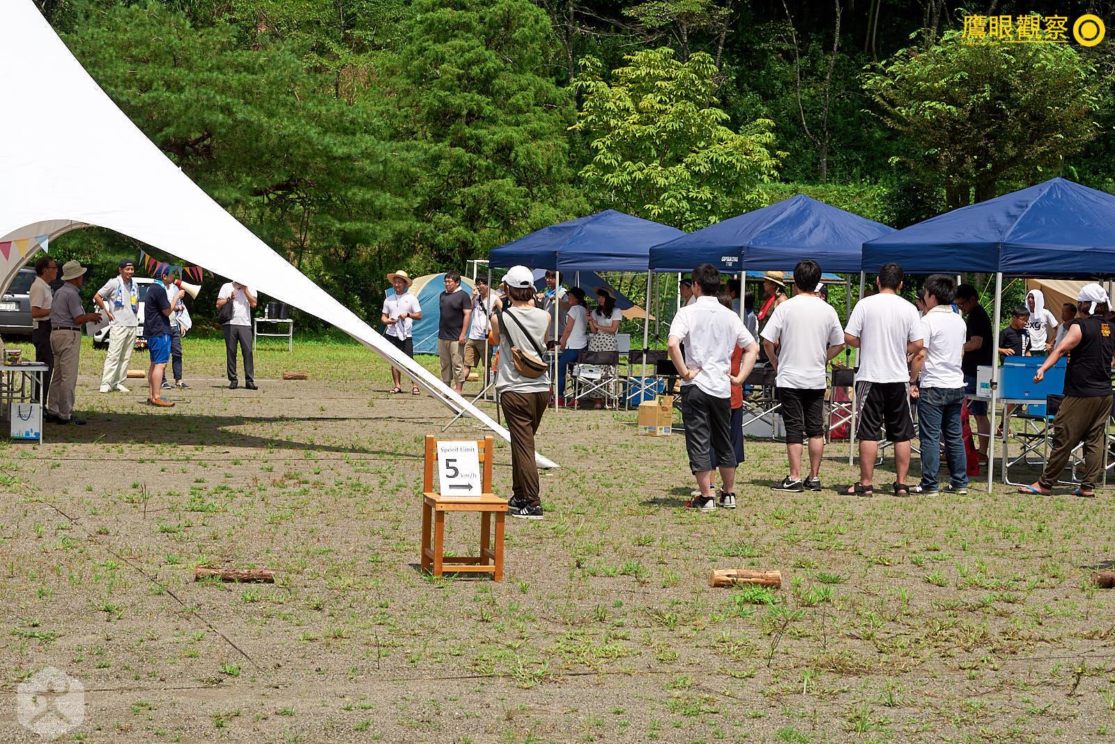 Japan Travel School BBQ 20190817112459 日本廢棄小學 🚗 RV 休旅車露營、森林探險之旅(櫪木縣鹿沼市立久我小學)🇯🇵⛺️