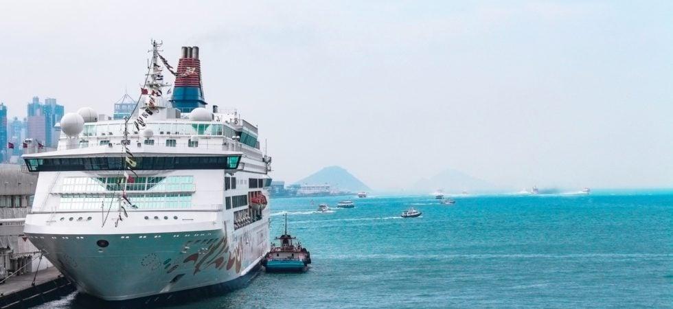 bay boats buildings liner ship ocean sea 海峽號、麗娜輪 2019.11~2020.01 台北港、台中港往返平潭港航班調整