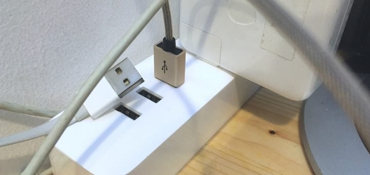 Mi Power Extension Cord USB Charger Plug 米家「小米延長線」USB 充電高頻噪音