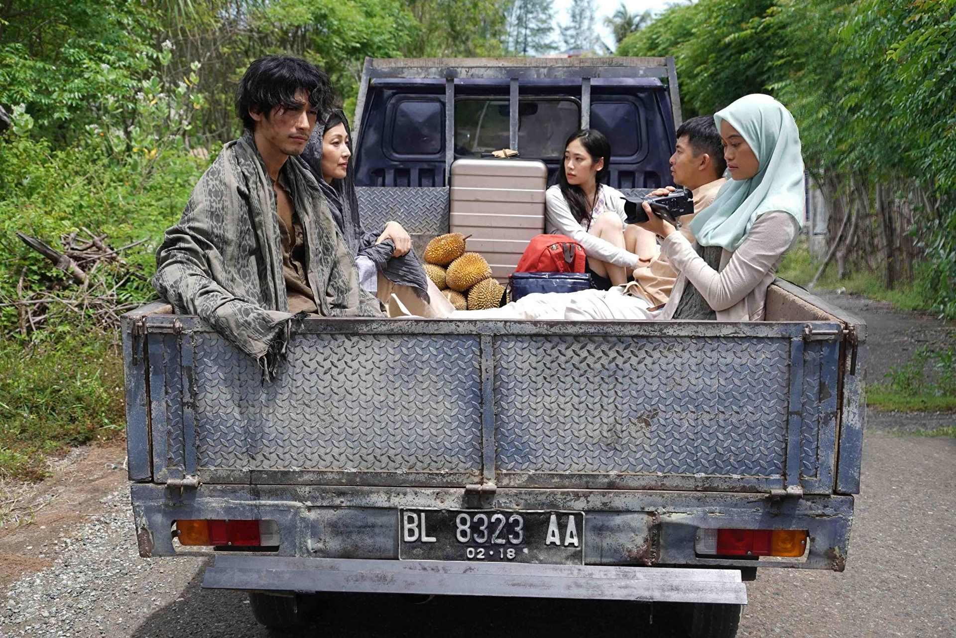 來自大海的男人|看不懂的日本意識流電影心得與評論 Movie The Man from the Sea Truck