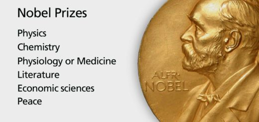 Nobel Prizes Winners and Research Areas 中國人對於諾貝爾獎的糾結
