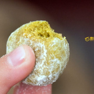 Butter Bubble Sweet Cook 試吃體驗:奶油泡泡、雪球餅乾 (Snowball Cookie) 的試吃心得與食譜作法分享