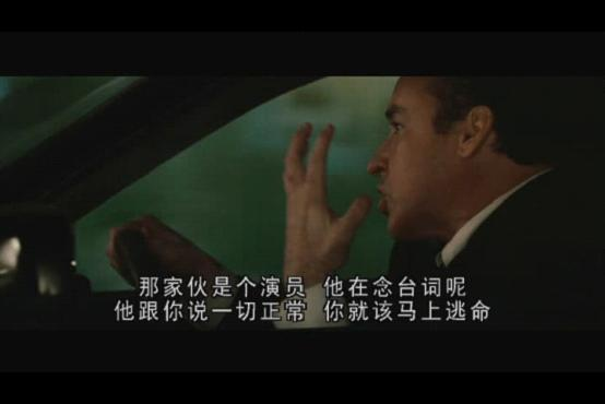 The actor is reading lines Movie 2012 問卷調查:你覺得 2012.12.21 是世界末日嗎?