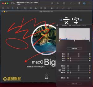 蘋果 Apple macOS Big Sur 作業系統 2020 更新體驗 Apple macOS Big Sur Preview program
