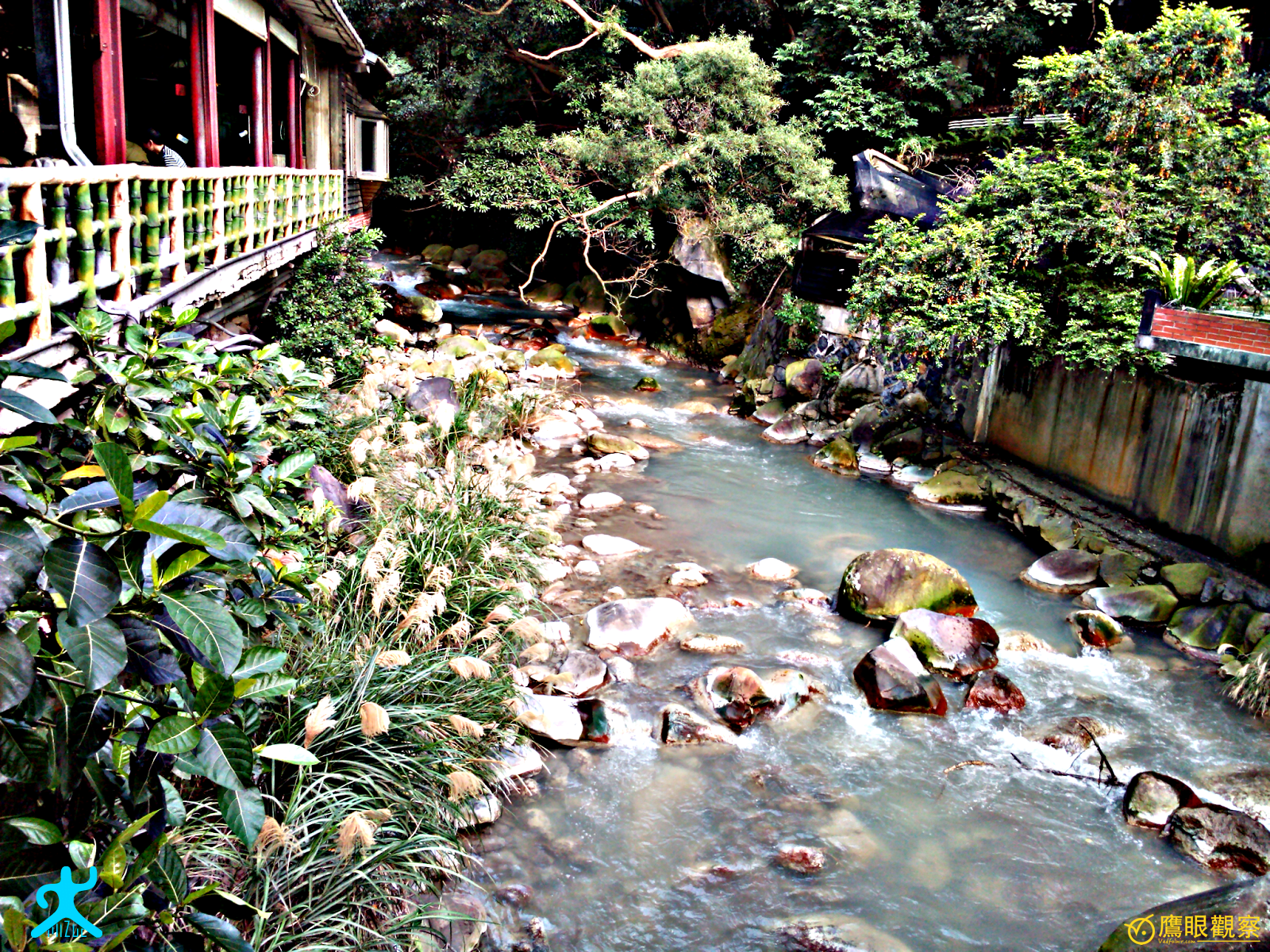 hot spring taipei beitou yangmingshan bathhouse tienhsiang 01 北投「天祥溫泉餐廳」台北泡湯的好地方