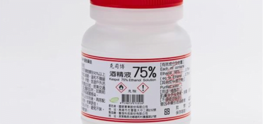 克司博 75% 酒精液 Kespol 75% Ethanol Solution