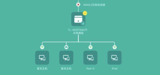 img 1541 TP-Link Mesh WDR7650與中華電信MOD無法連線的適配問題