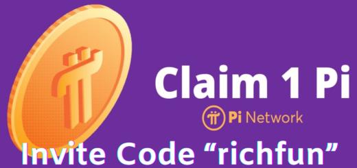"""pi network invitation code richfun Pi Network Invite Code: """"richfun""""(Pi幣邀請碼)"""